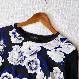 Ann Taylor Floral Sweater! Size Medium!